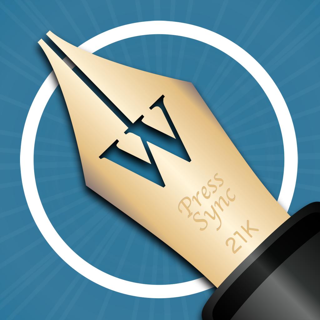PressSync Pro - WordPress Blogging App